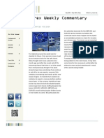 FX Weekly Commentary - Sep 25 - Sep 30 2011 Elite Global Trading
