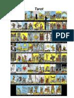 curso manual de tarot (español spanish)