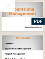 Operations Mgmt