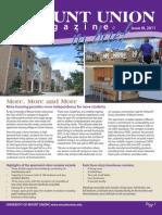 Magazine in Brief, Issue III 2011