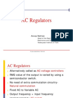 AC Regulators