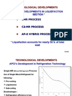 APCI's Technology Development
