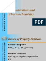 2 Combustion and Thermochemistry
