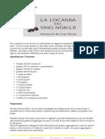 Ristorante Montepulciano | Ricetta del Gran Bollito