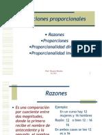 RELACIONES_PROPORCIONALES