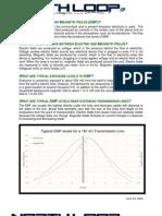 EMF Fact Sheet (North Loop)