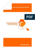 Traduzindo eBooks
