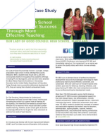 Improved Class Time in Our Lady, MD - A PD 360 Case Study