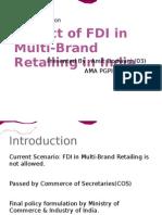 FDI in MBR. Amit Dodwani