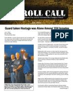 Roll Call July 2011