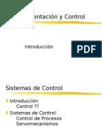 Intro Instr Control