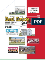 Northeast Indiana Real Estate Guide - September 2011
