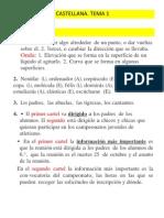 Solucion Fichas Tema 1 Lengua