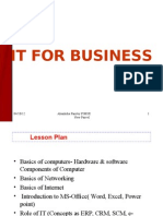 Technology In Business_Basics of Computer