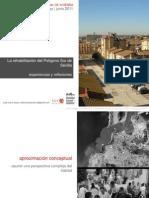 La Reabilitacion Del Poligono Sur de Sevilla