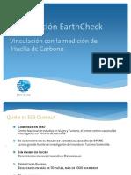 11. MO 2. EarthCheck y su vinculación con la medición de Huella de Carbono
