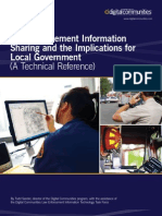 48845147 Law Enforcement Information Sharing and the Implications for Local Government 1