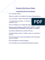 Precepts of the Process Church