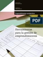 Cuadernillo Gestion Emprendimientos Inti