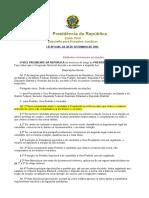 L 9504-1997 Lei Das Eleicoes