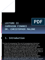Malone POL 296N Lecture 2