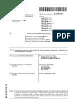 barodon patente UE