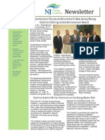 NJ Energy Coalition Newsletter