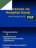 Depressão No Hospital Geral