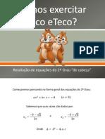 Vamos Exercitar Tico eTeco (PDF)