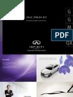 Press Kit Infiniti Ok