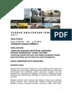 Soal_studio Arsitektur Tematik 02_2011