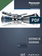 Catalogo Panasonic Sistemas de Seguridad 09-10