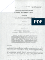 Article - Net - Improved Comp Planning II 1979