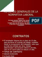 Normativa Laboral
