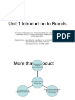 Introduction to Brands
