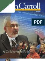 John Carroll University Magazine Winter 2006