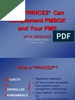 Prince2PMBOK
