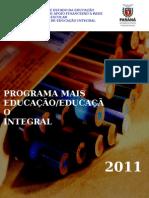 Manual Mais Educ 2011