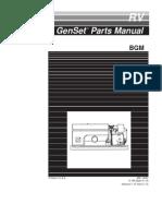 BGM Parts Manaual