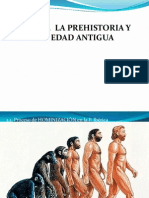 Preshistoria y E. Antigua (I)