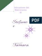 Libretto Messa Matrimonio - Lilla