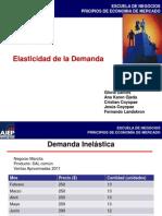 demanda inelastica