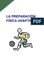 LA PREPARACIÓN FÍSICA ADAPTADA