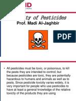 Akut Dan Kronis Pestisida