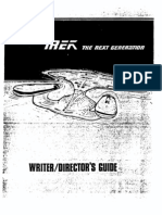 Star Trek - The Next Generation Bible