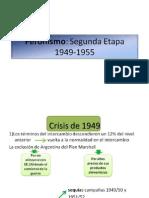 La Economia Peronista (Segunda Parte) TEORICA-ALE