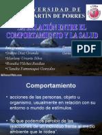Relacion Entre El Comport a Mien To y La Salud