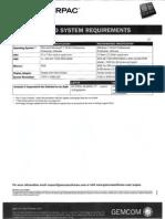 requisitos gemcom