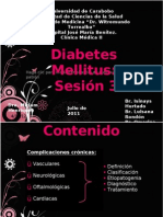 diabetes complicaciones crónicas 1