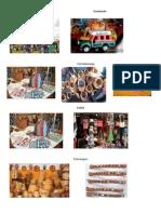 Artesanias Por Departamentos de Guatemala